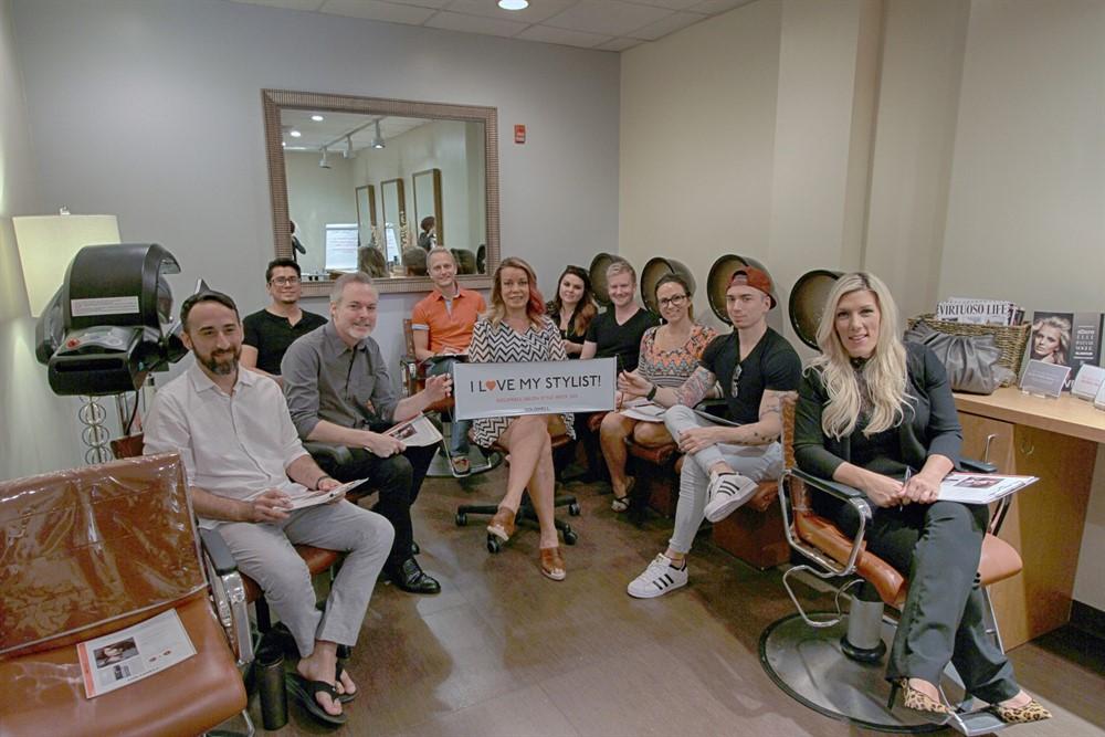 The Cut Color Room Ultra Salon Salon And Spa Staff